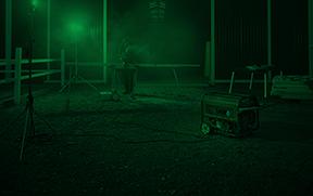 generadores miniaturas verde